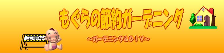 もぐらの節約ガーデニング  〜ガーデニング&DIY〜